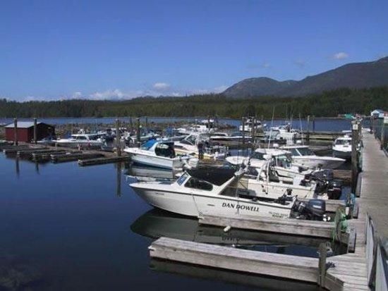 Foto de Eagle's Nest Marine Pub