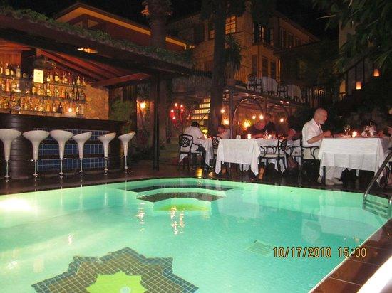 Alp Pasa Hotel:                   Lovely dinning