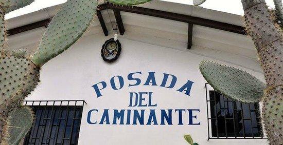 Posada del Caminante : Nuestra Entrada. Siempre  brindando lo mejor!