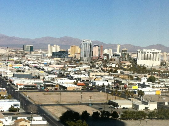 Stratosphere Hotel, Casino and Tower:                   Downtown