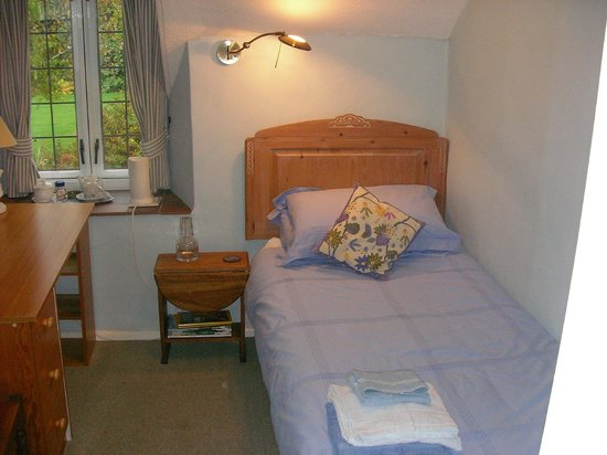 Hartnells: Our single room