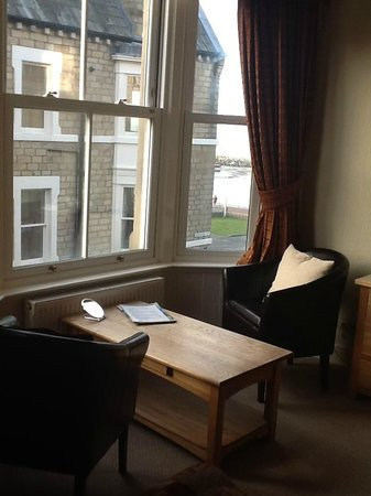The Crown Hotel: View from Room