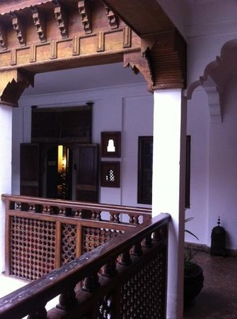 Angsana Riads Collection Morocco:                   balcony/room level
