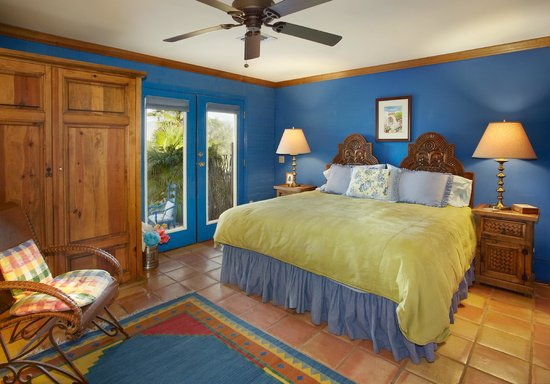 Cactus Cove Bed and Breakfast Inn: Ocotillo Suite