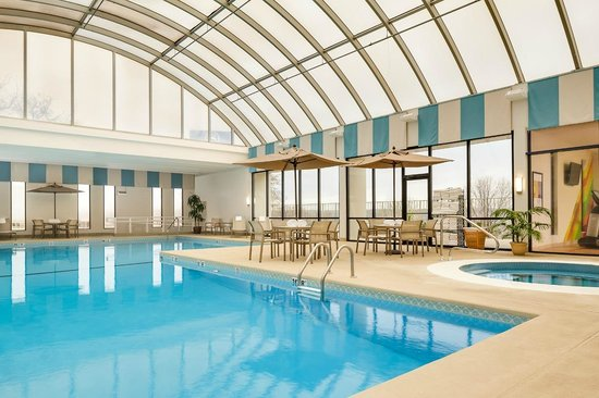 Sheraton Omaha Hotel: Hotel Pool