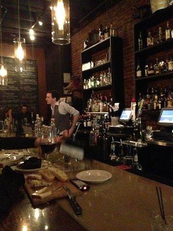 The Iberian Pig:                   bar