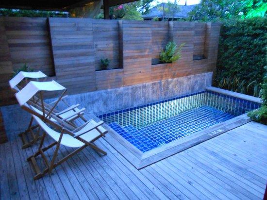 Tango Luxe Beach Villa:                   Vue de votre chambre