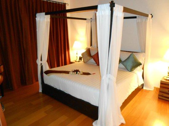 Tango Luxe Beach Villa:                   La chambre superbe  (suite Junior)