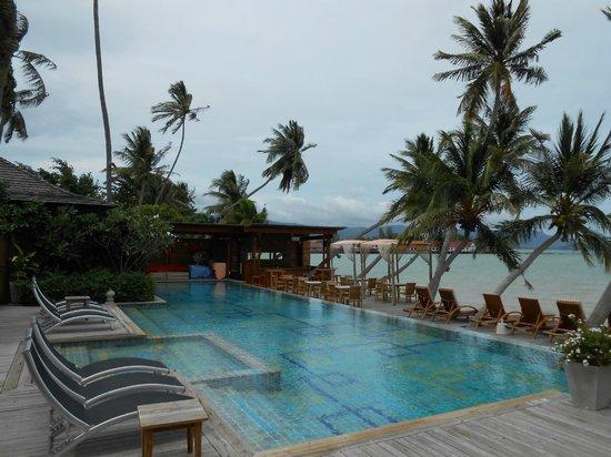 Tango Luxe Beach Villa:                   Piscine plage