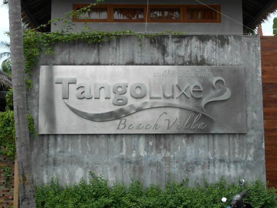 Tango Luxe Beach Villa:                   Tango Luxe beach villa                 
