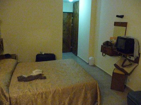 Hotel Benna:                   chambre