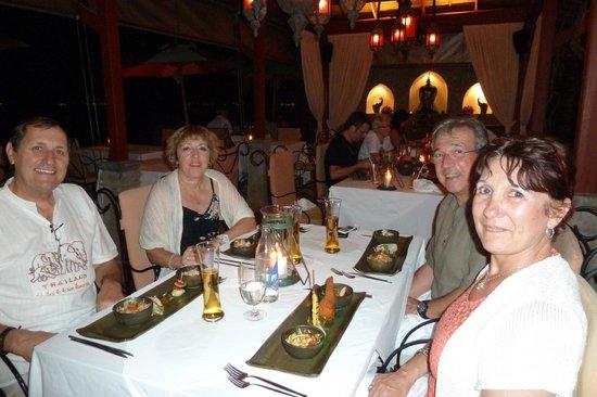 Zazen Boutique Resort & Spa :                   Un plaisir pour les yeux et les papilles
