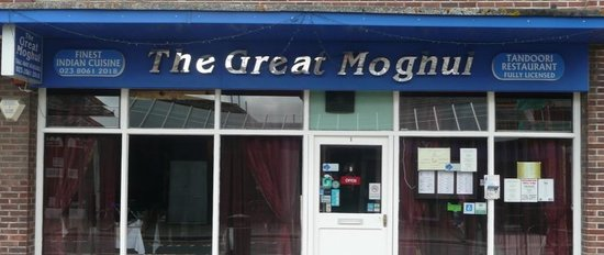 The Great Moghul