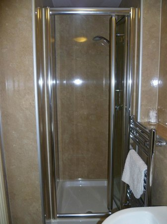 The Salisbury Guesthouse: En-suite shower