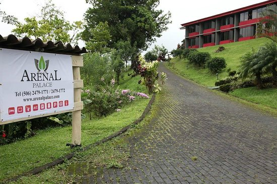 Arenal Palace : hotel