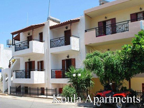 Koula Apartments: General View