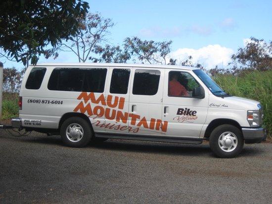 Paia, HI:                   Tour Van