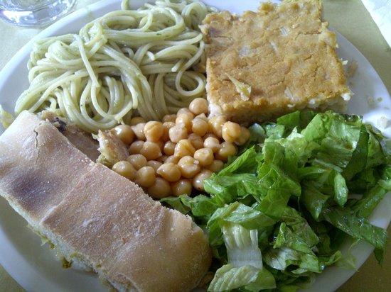 Circolo culturale un punto macrobiotico reggio calabria for Aragonese cuisine