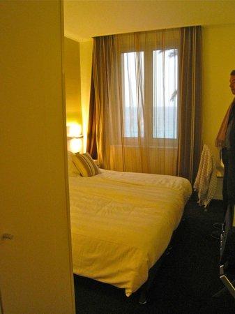 """Best Western Hotel Prince De Galles :                                     Chambre """"Classic"""" côté mer"""