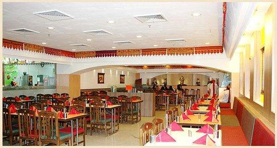 Food Court Pacific Mall Ghaziabad Uttar Pradesh