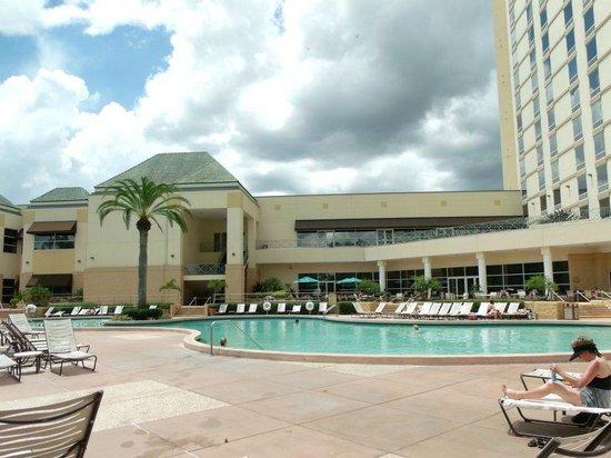 Rosen Inn at Pointe Orlando:                   Awesome pool                 