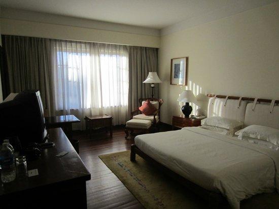 Hyatt Regency Kathmandu:                   Bedroom