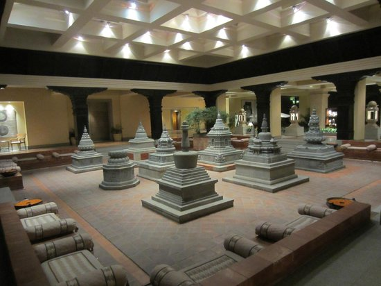 Hyatt Regency Kathmandu:                   Lobby