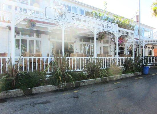 듀크 오브 말보로 호텔 사진