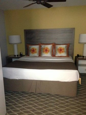 Gaylord Palms Resort & Convention Center:                   King bedroom
