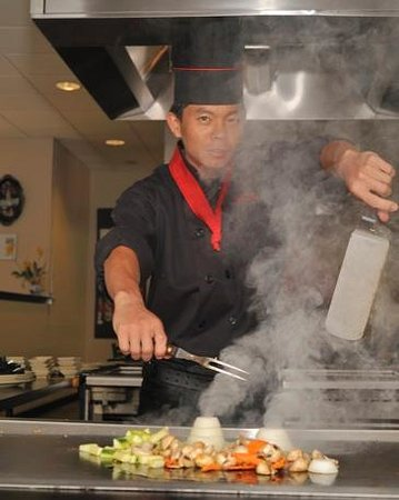 Kiku Japanese Steakhouse Photo