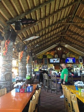 The Hut Bar and Grill