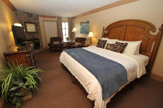 Willow Brook Lodge: Sweetheart Suite