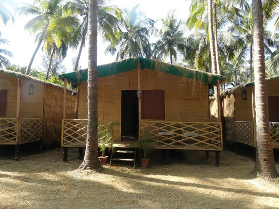 Coastal Jewel of Goa:                   The Cottage