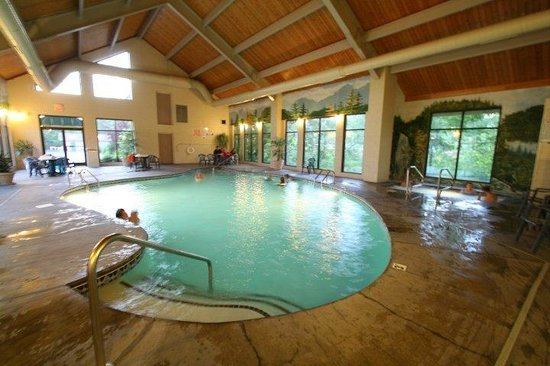Willow Brook Lodge: Indoor Heated Pool