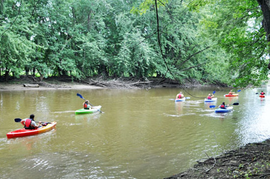 Wolf River Paddle Sports | Kayak Trip