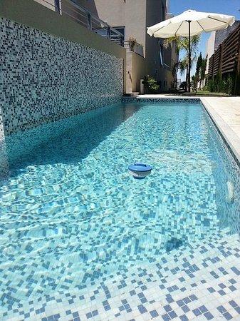 Regency Rambla Design Apart Hotel:                   Vista da piscina
