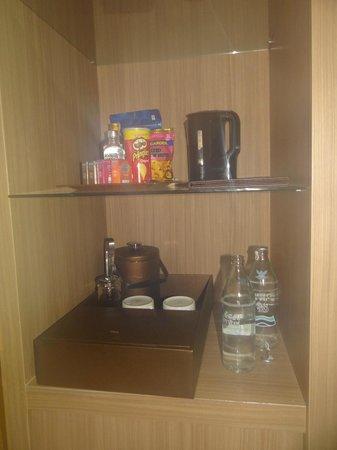 Centara Pattaya Hotel:                   Things provided in room