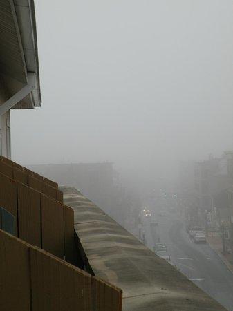 أوكالجان أنابوليس هوتل:                   Foggy  visit                 