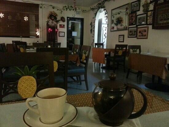 My Thai:                   tea anyone?