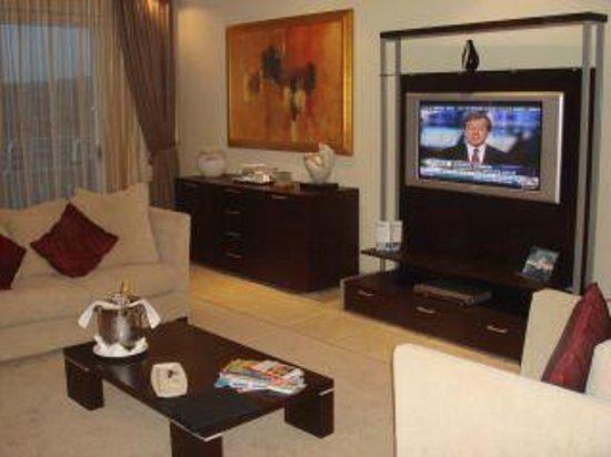 Radisson Blu Resort, Malta St Julian's:                   Penthouse stue
