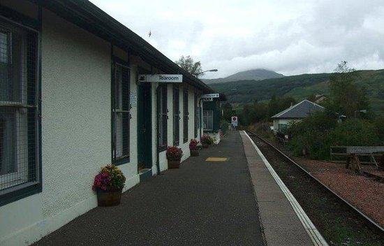 Crianlarich Station Tearoom Photo