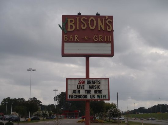 Bison's Bar & Grill Picture