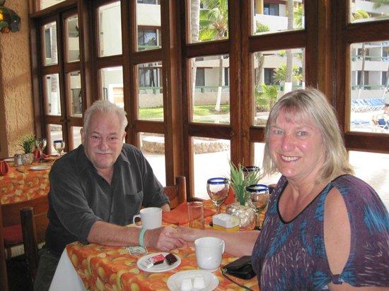 El Cid Castilla Beach Hotel:                   Mexican restaurant