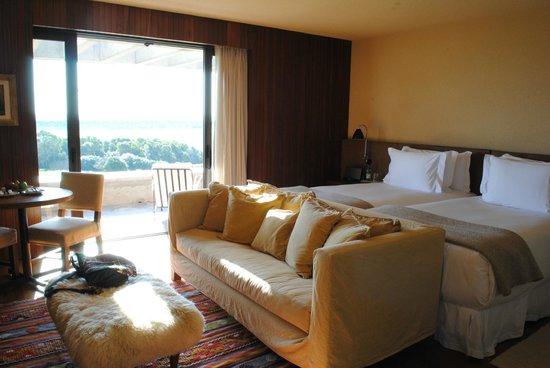 Hotel Fasano Punta del Este:                   Nuestra habitación