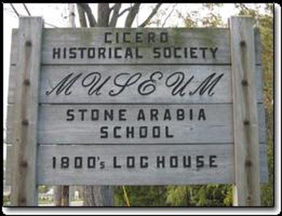Cicero Historical Society