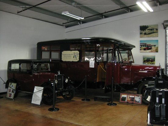 Estrella Warbird Air Museum:                   the original REO Speed Wagon!