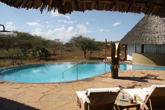 Severin Safari Camp:                   Very clean swimming pool