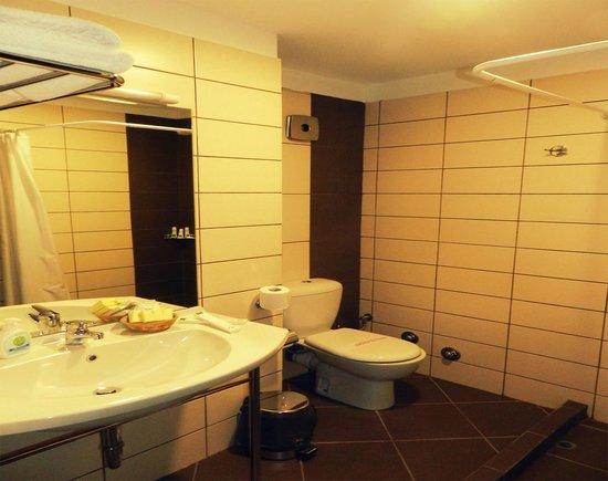 Plaza Hotel : another bathroom choise