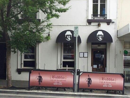 Buddha Cafe & Restaurant:                   Buddha Thai Restaurant Launceston
