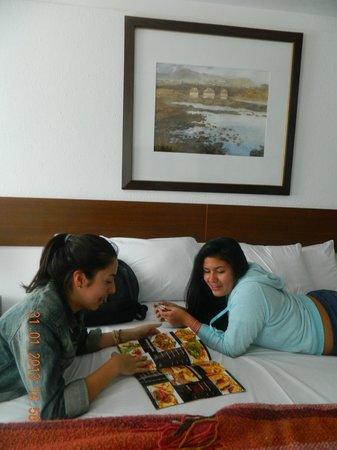 Tierra Viva Arequipa Plaza Hotel:                   Servicio habitacion......